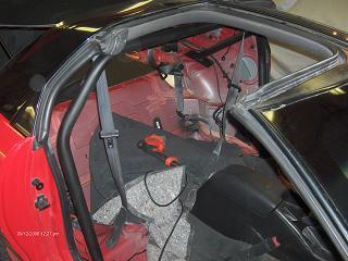 1994 Camaro Roll Bar